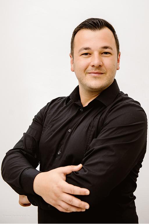 Cosmin Mileșan – MC